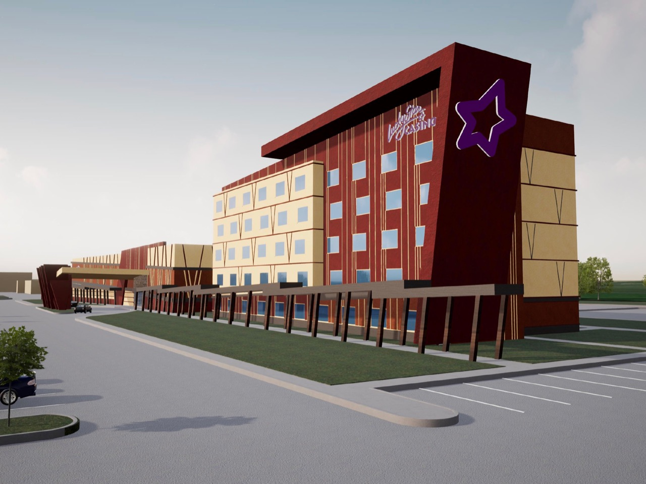 Cheyenne and Arapaho Tribal Tribune: Groundbreaking set for casino expansion