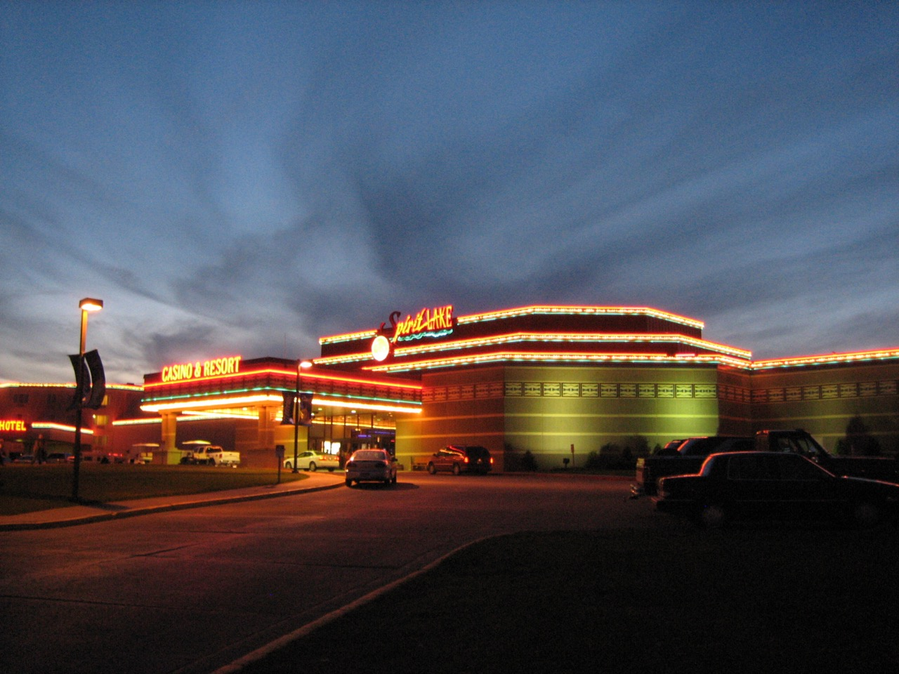 Spirit Lake Nation voters authorize sale of liquor at casino