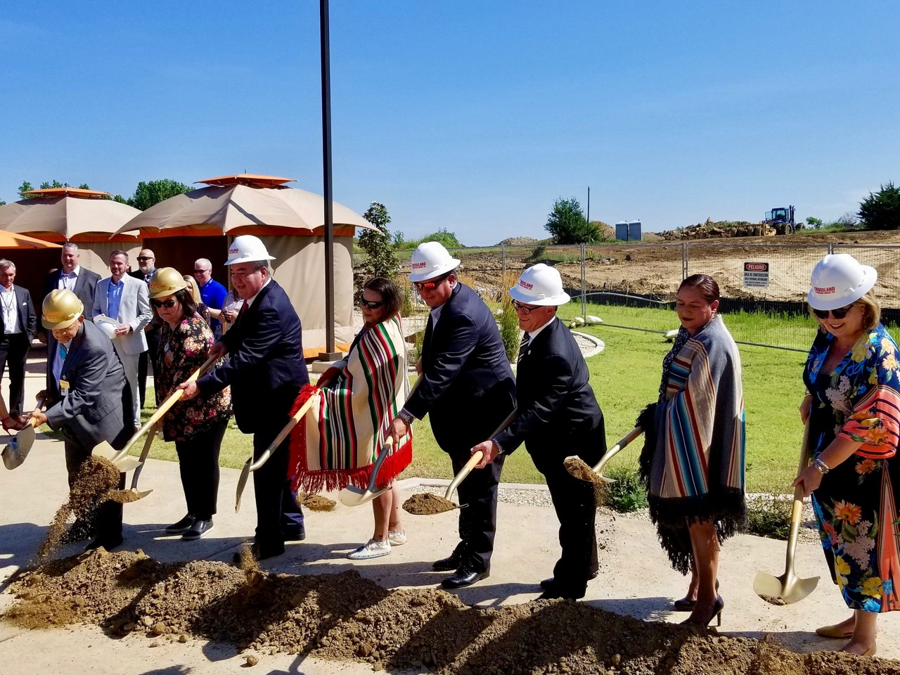 Osage Nation breaks ground on $28 million hotel at casino