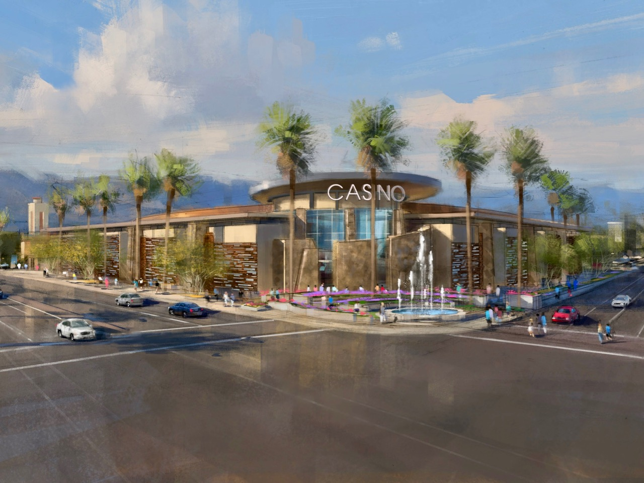 Agua Caliente Band moves forward with plans for third gaming facility