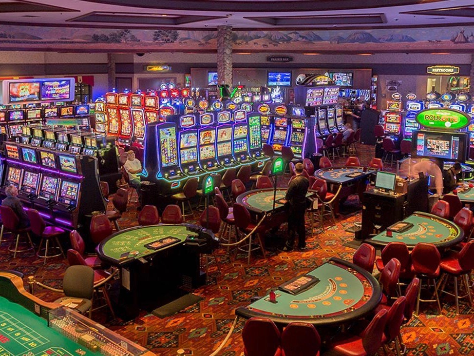 Tribes take a hit as gamblers in North Dakota turn to electronic pull tabs
