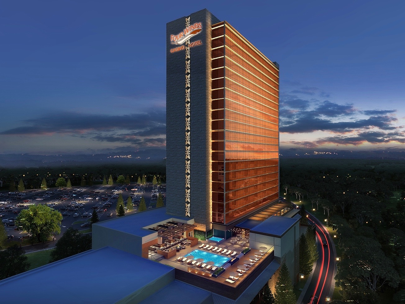 Pokagon Band negotiates historic Class III gaming compact in Indiana