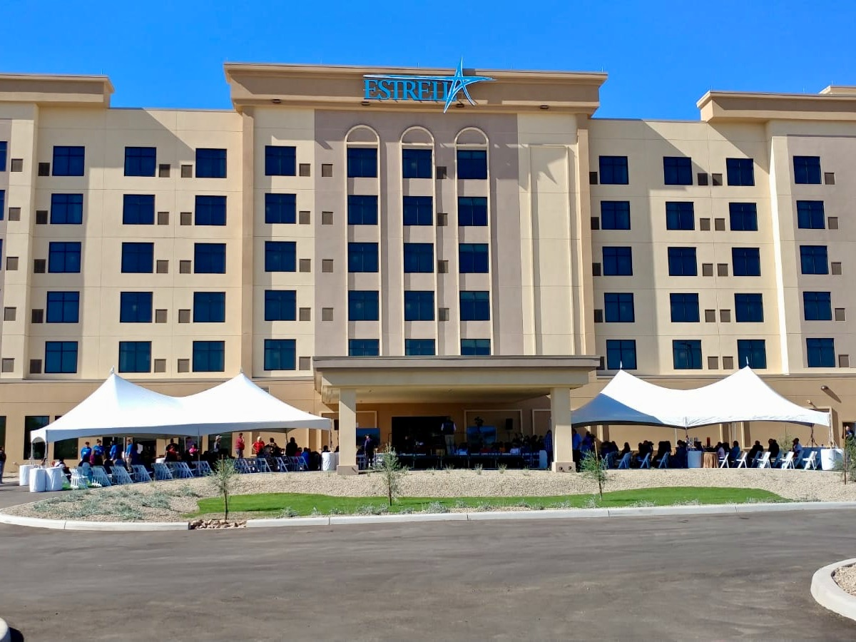 Pascua Yaqui Tribe debuts 151-room hotel at casino