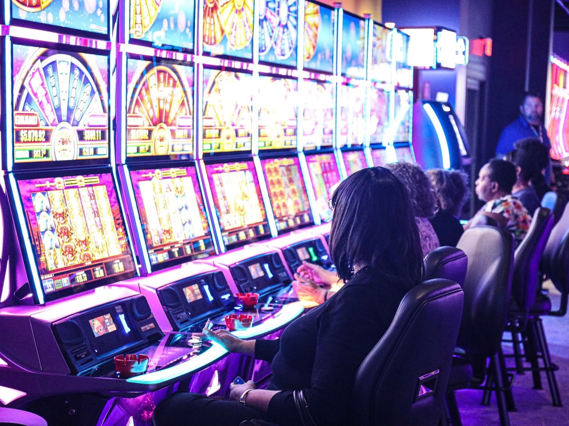 Oklahoma tribes compete for commercial casino in Arkansas