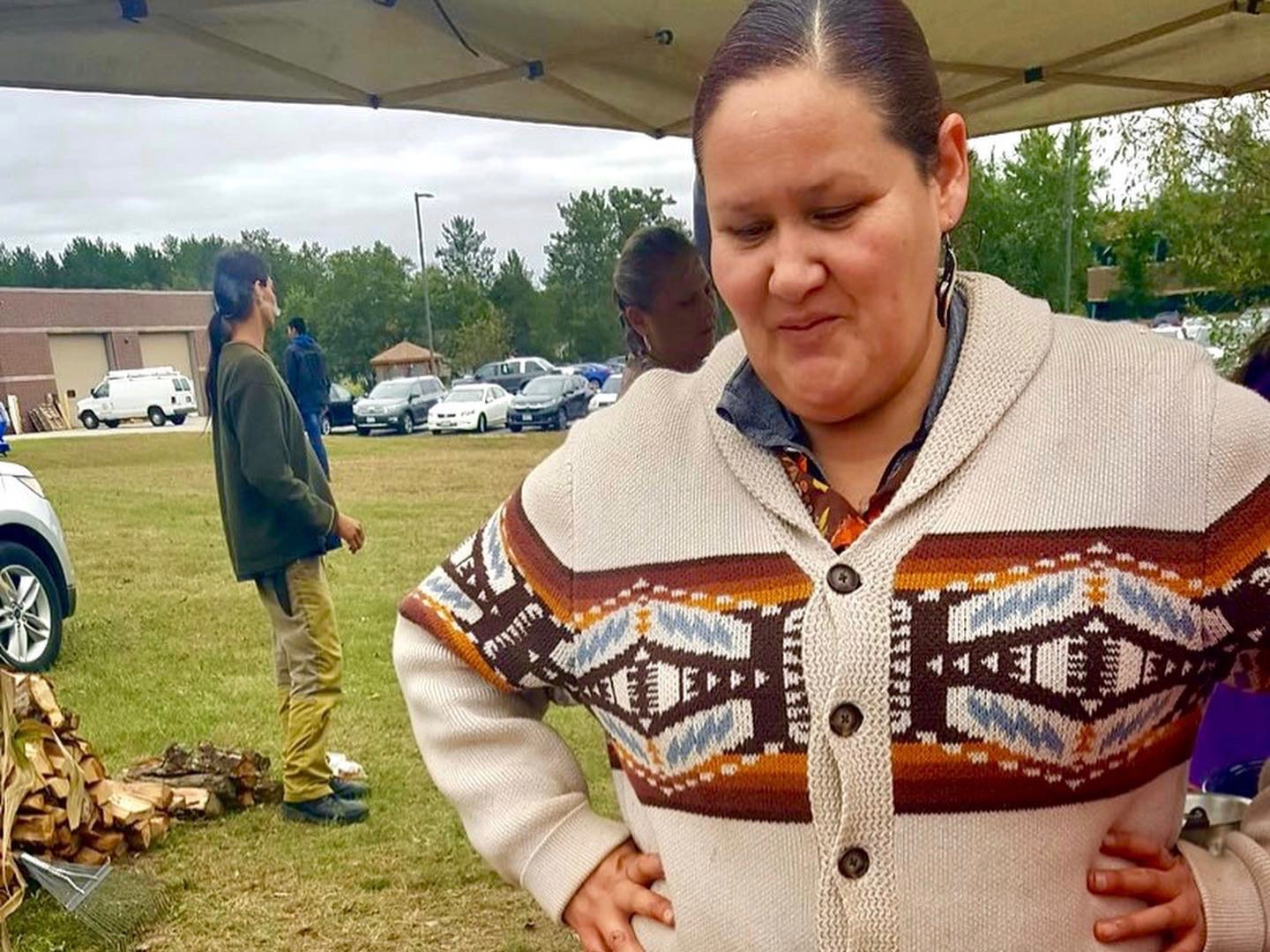 Ho-Chunk Nation showcases Native food at gaming facility