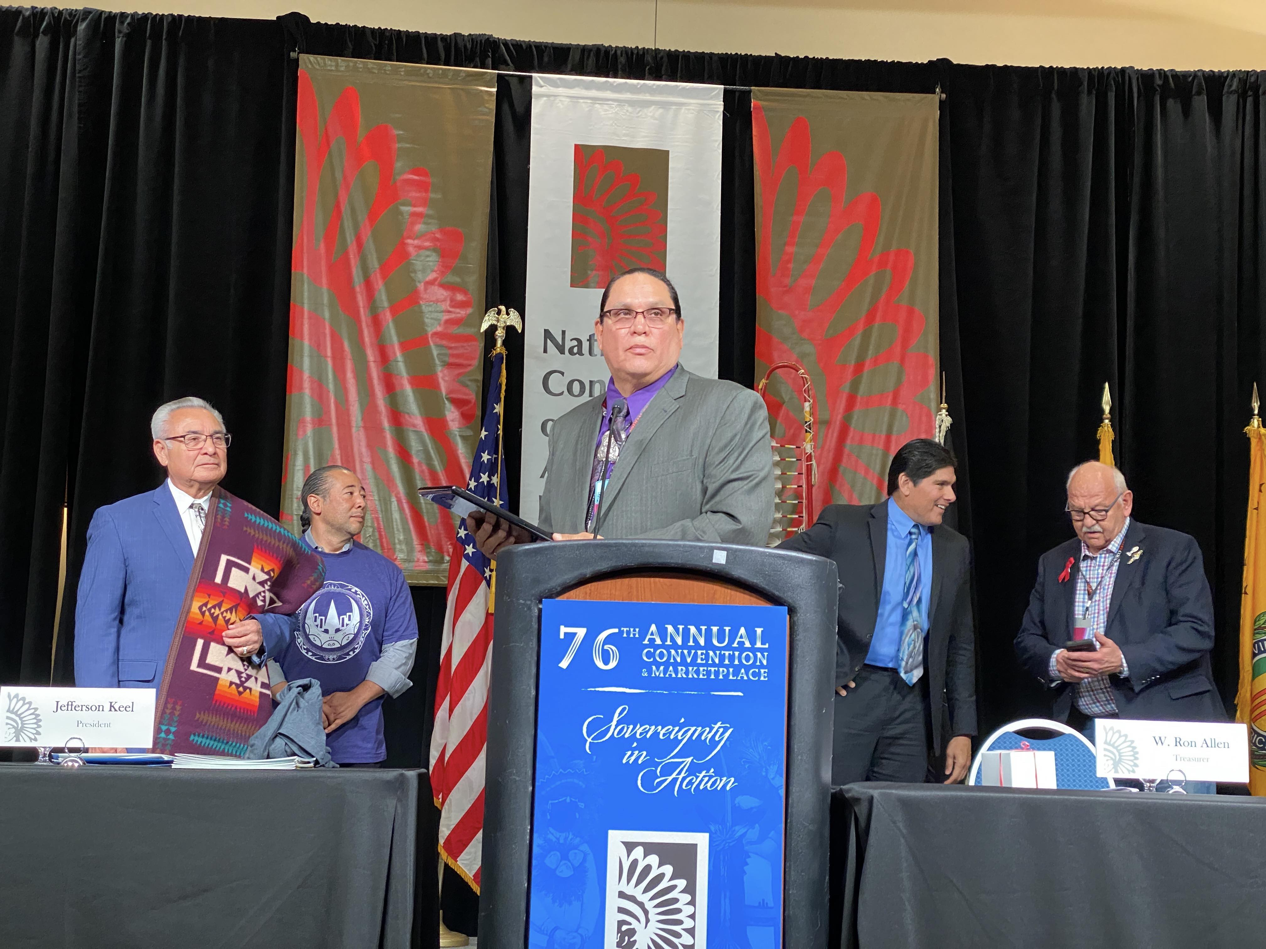 National Indian Gaming Association postpones annual convention