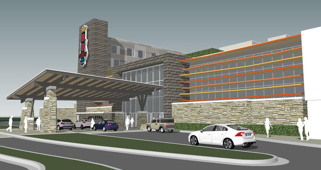 Poarch Creeks on track to open $65M expansion project at casino
