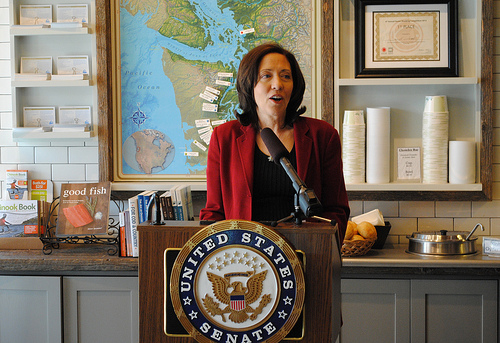 Sen. Maria Cantwell to chair Senate Indian Affairs Committee
