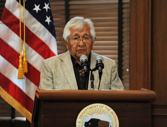 Witness list for Senate Committee on Indian Affairs hearing on three bills