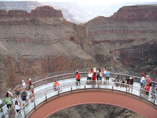 Hualapai Tribe mired in litigation over Grand Canyon Skywalk