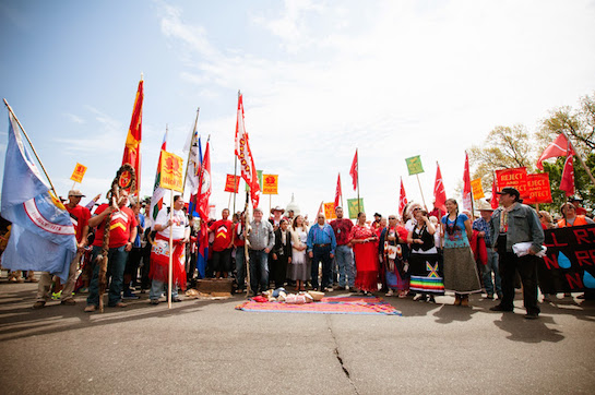 Dean Suagee: Tribal issues being ignored in Keystone XL battle