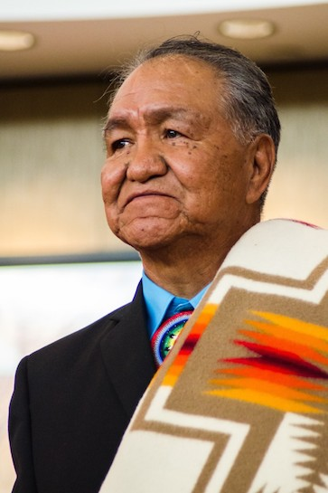 Southern Ute Tribe holds inauguration for chairman after run-off