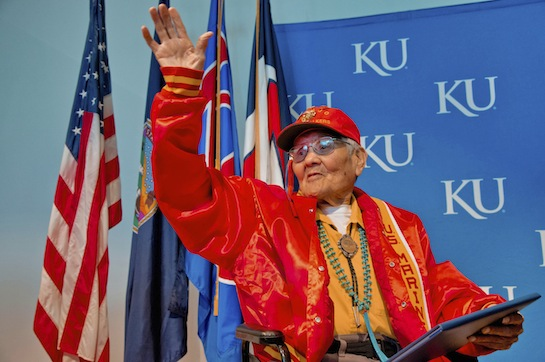 Column: Chester Nez served his country with Navajo language