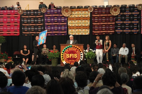 Native student graduation rates show steady improvements