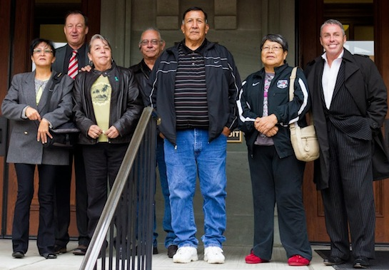 In These Times: Montana tribal members fight for voting rights