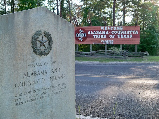 Bill introduced to resolve Alabama-Coushatta Tribe's land claim