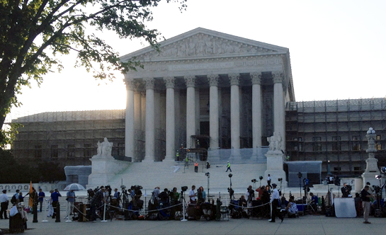 DOJ files brief in tribal jurisdiction case before Supreme Court
