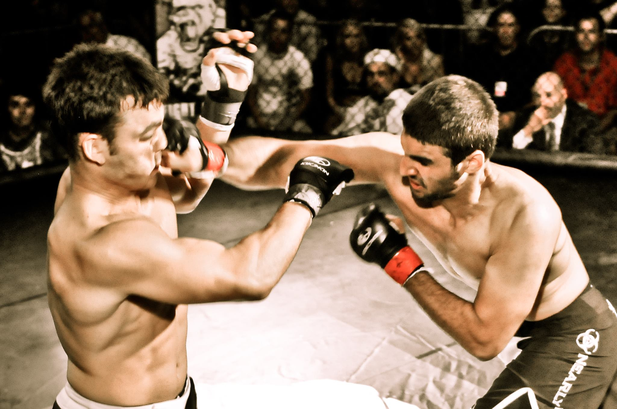 Mixed martial arts fighter from Lumbee Tribe proud of heritage