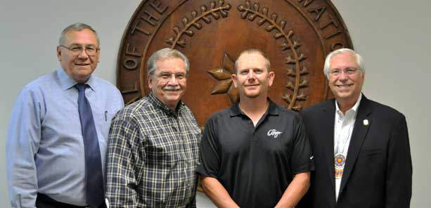 Cherokee Nation program keeps former inmates out of prison