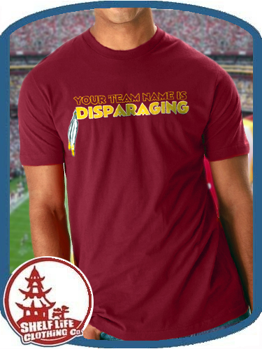 "The Perfect Shirt to support our Redskins ""Keep Our Name"" t-shirt ..."