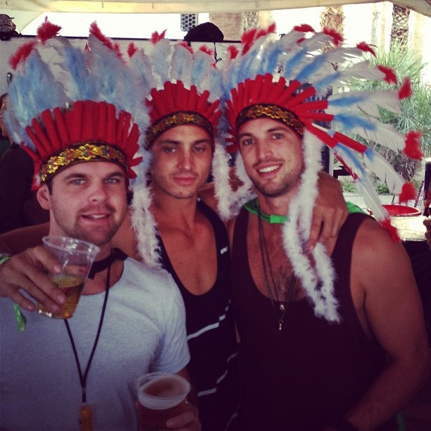 Editorial: Welcome decision to ban faux headdresses at festival