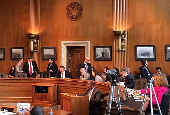 Senate Indian Affairs Committee supports bills for Nevada tribes