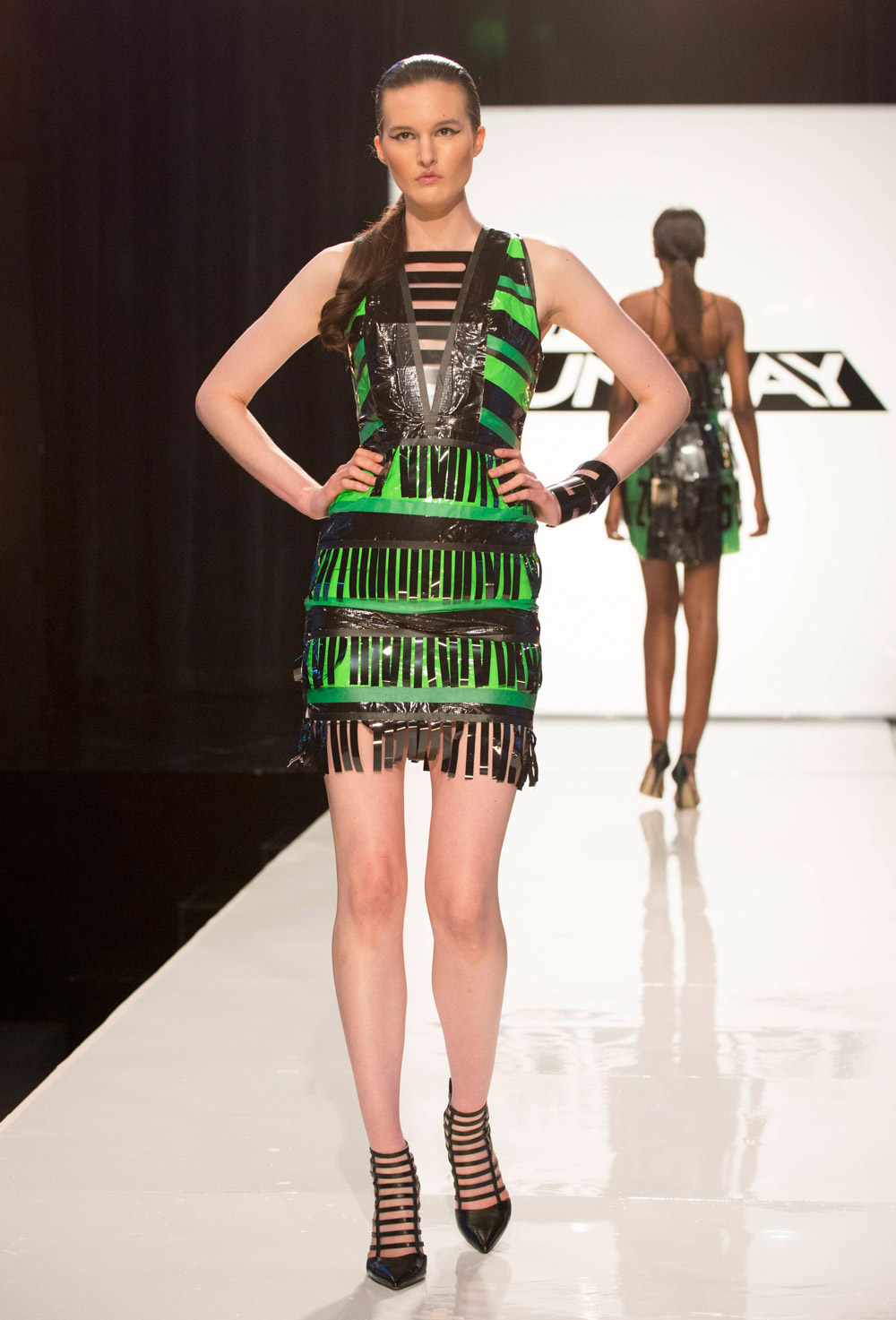 Puyallup Fashion Designer Survives 2nd Week On Project Runway