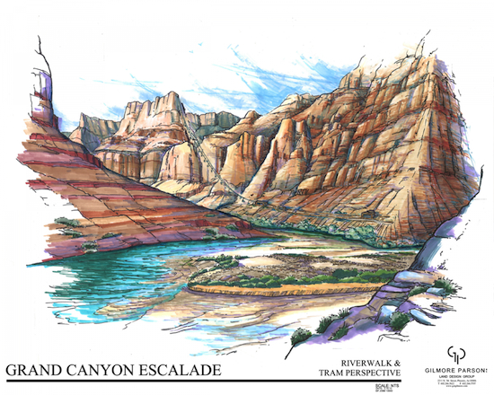 Developers pursue $1B project on Navajo land by Grand Canyon