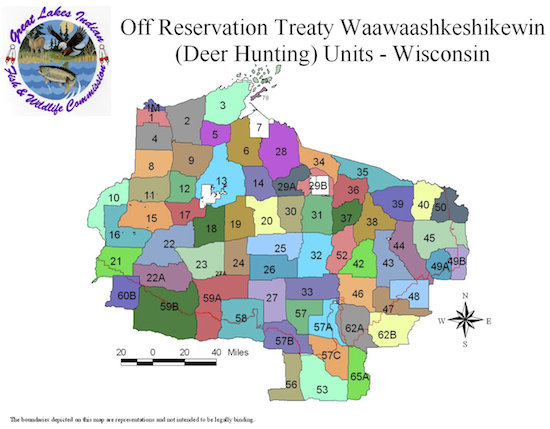 Supreme Court won't hear challenge to Wisconsin treaty rights
