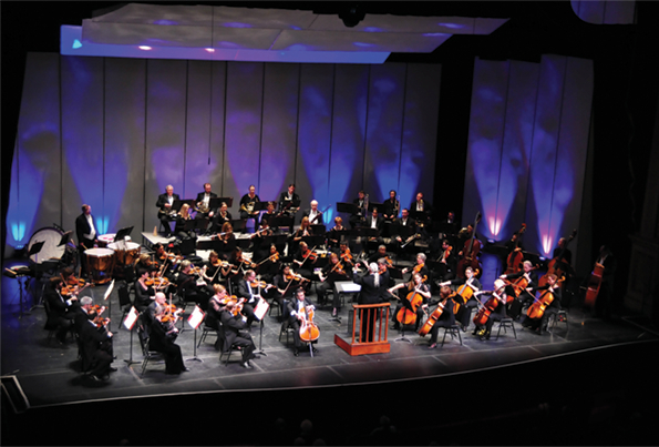 San Manuel Band donates $70K to support symphony concerts