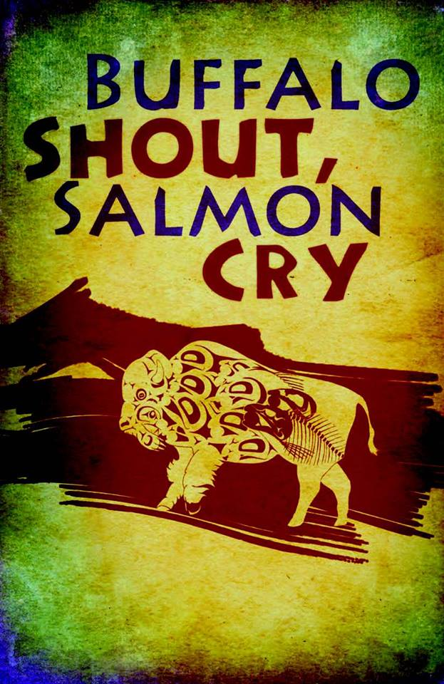 Peter d'Errico: 'Buffalo Shout Salmon Cry' takes on colonialism