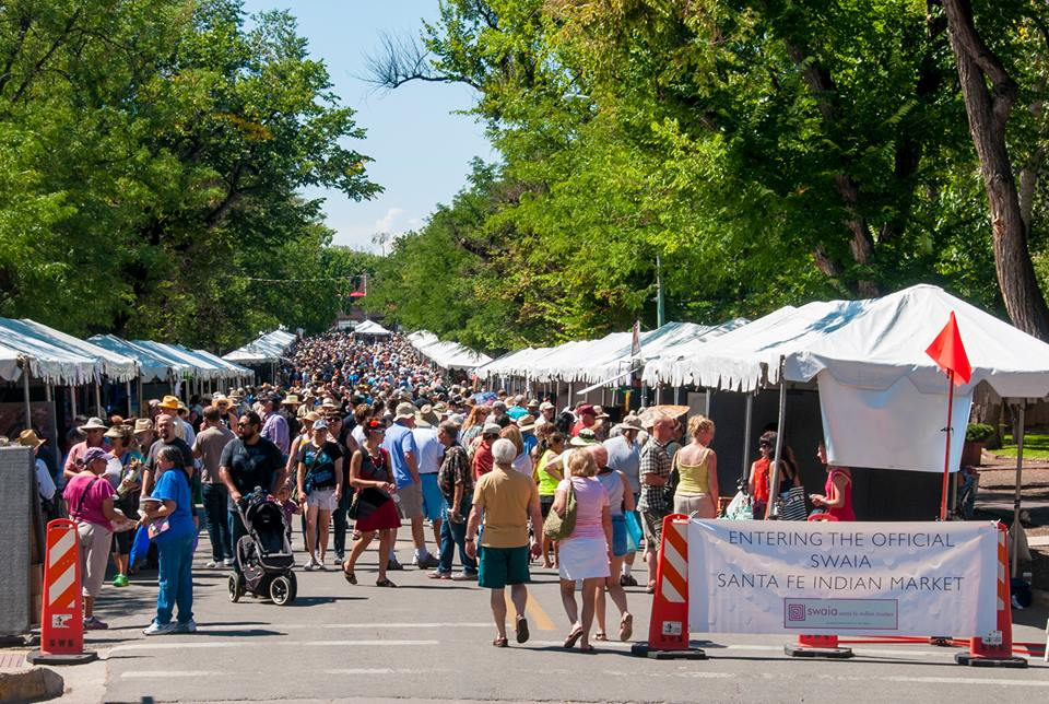Editorial: Getting excited for two Indian art markets in Santa Fe