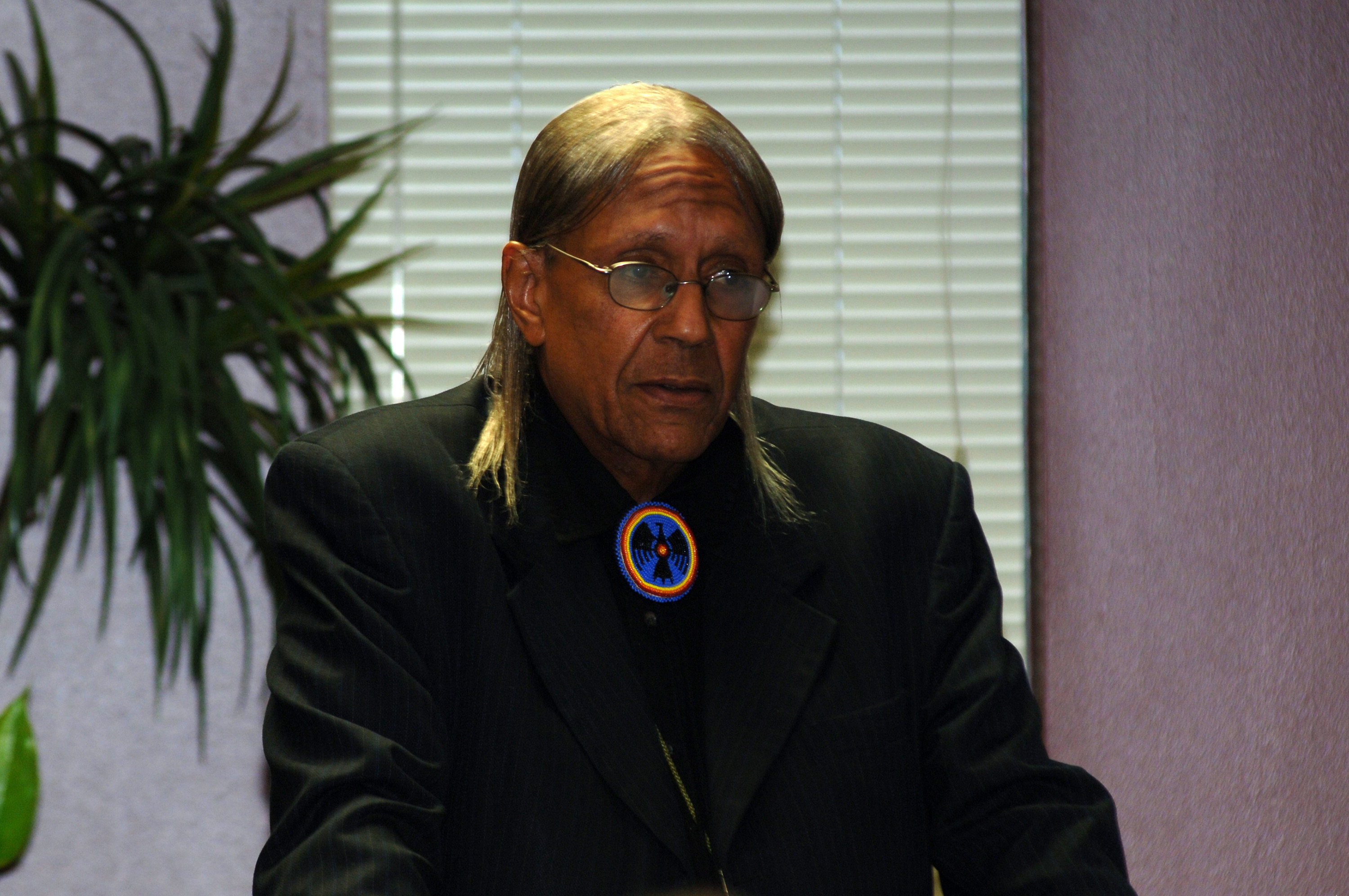 Albert Bender: Native people are victims of racist police hostility