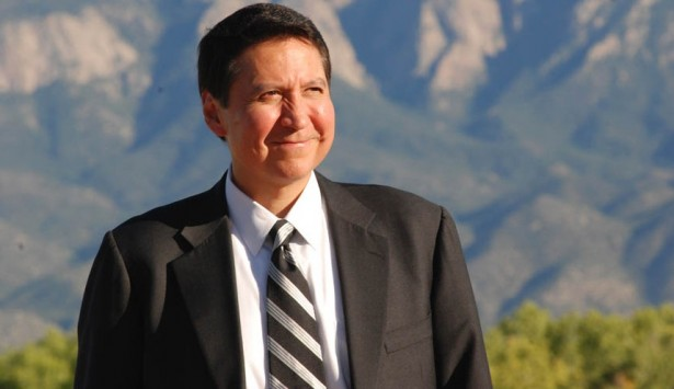 Special Trustee Vince Logan reaches out to Indian Country