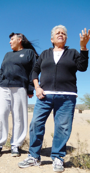 Native Sun News: Laguna Pueblo still affected by uranium mine