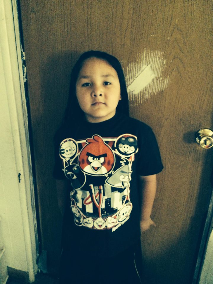 Five Year Old Navajo Boy Sent Home From School For His