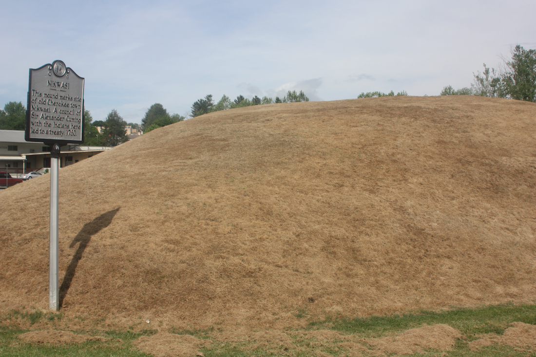 Eastern Cherokees agree to purchase historic mound for $170K