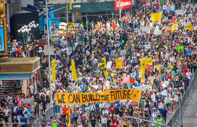 Mark Trahant: Huge crowd turns out for People's Climate March