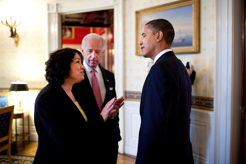Supreme Court Justice Sotomayor sidelined in major cases