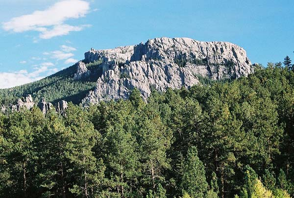 South Dakota board won't back name change for sacred peak