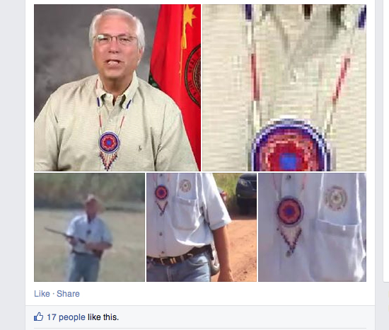 Chief of Cherokee Nation won't be prosecuted for pigeon shoot