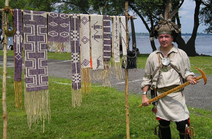 Darren Bonaparte: The history behind an Onondaga wampum belt