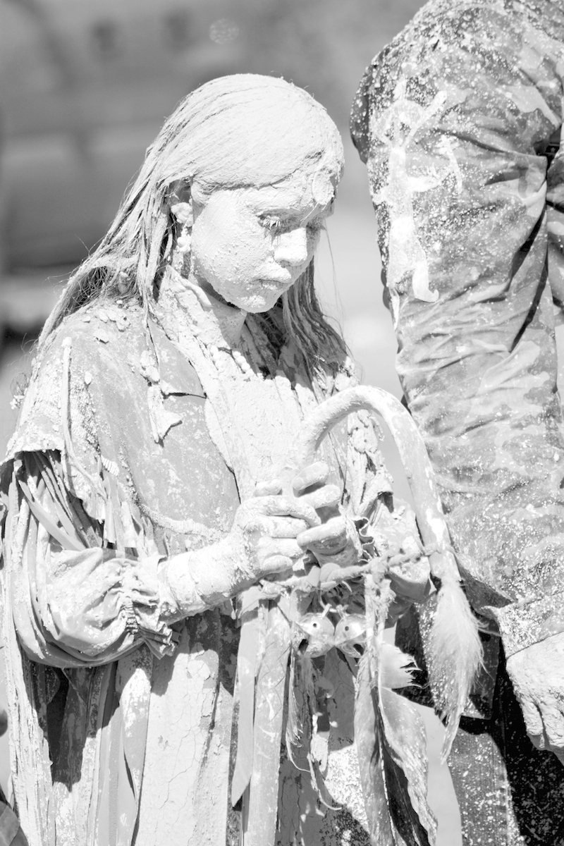 White Painted Woman Ceremony