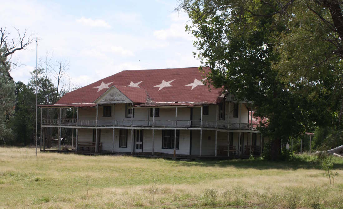 Comanche Nation still hoping to buy Quanah Parker's home