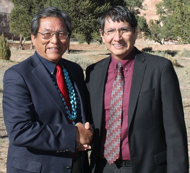 Appeal set in dispute over Navajo Nation presidential hopeful