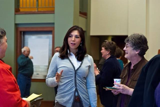 Interview: Indian lawmaker Paulette Jordan on political career