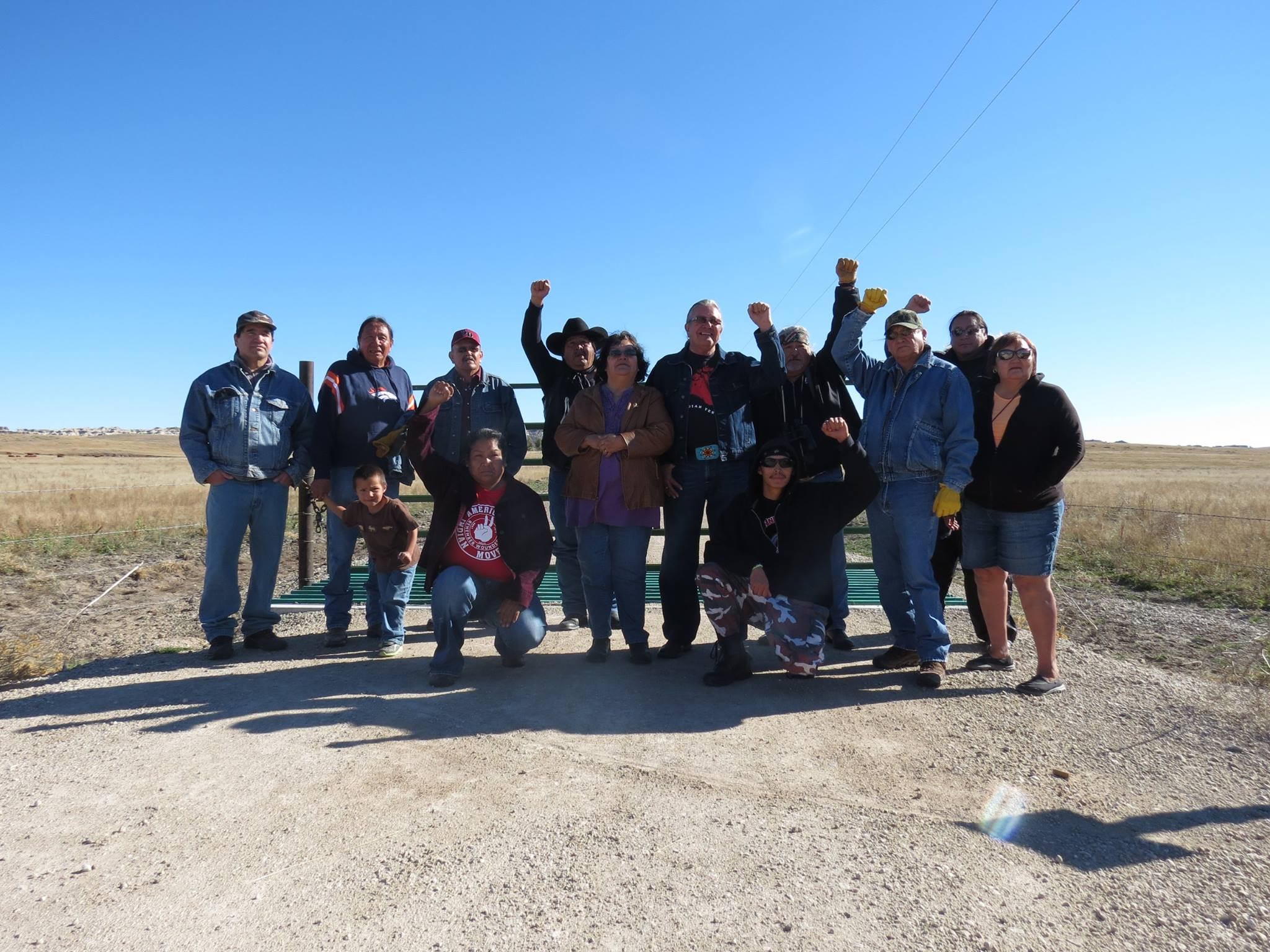 Lakota Country Times: Treaty council slams mine at Pine Ridge
