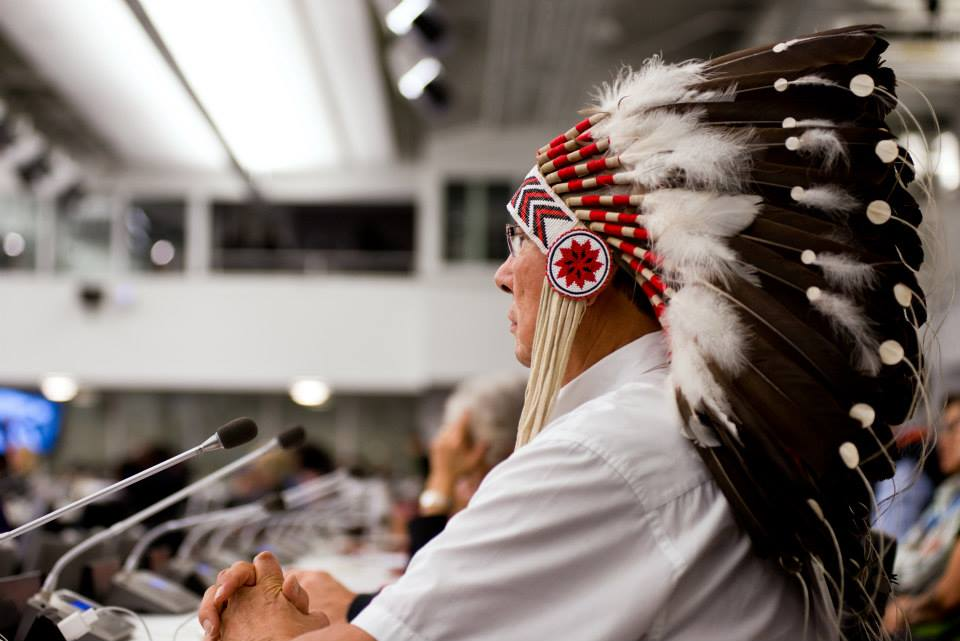 Peter d'Errico: UN conference wasn't win for indigenous peoples