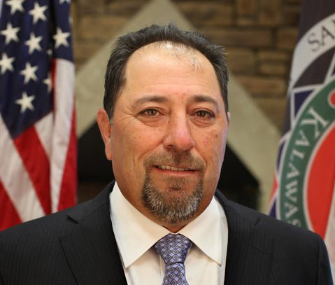 Vincent Armenta elected to 9th term as chair of Chumash Tribe