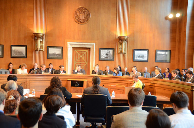 Audio: Senate Indian Affairs Committee hearing on child trauma